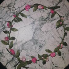 Flower crown Pink Floral Head Piece