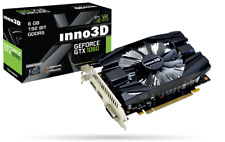 Nvidia Inno3D Geforce Gtx 1060 Compact 6GB GDDR5 Incl. Invoice + Warranty