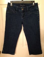 Guess Knee Length Blue Jeans (Size 29)