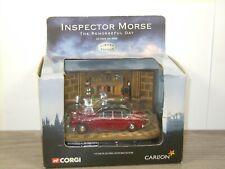 Jaguar MKII Inspector Morse - Corgi 01806 - 1:43 in Box *43397