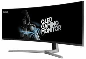 Samsung CHG90 49 inch QLED Monitor