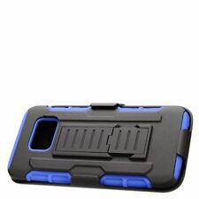 Fundas y carcasas Para Samsung Galaxy S7 edge color principal azul para teléfonos móviles y PDAs