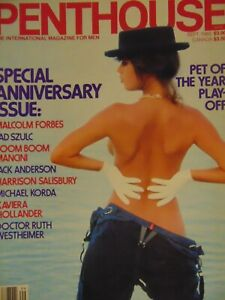 Penthouse September 1983     #9750