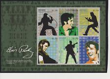 Grenadines of Grenada Elvis Presley 30th Ann. of Death Sheet of 6 MNH Scott 2697