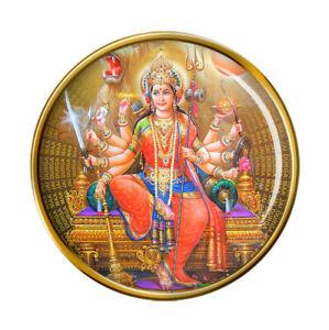 Durga Hindu Pin Badge