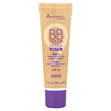 Rimmel BB Cream 9 in 1 Skin Perfecting Make Up 30ml Sealed --Choose shade---