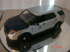 1/24 police Alabama state trooper highway patrol sheriff fire diorama