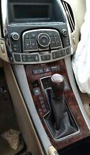 Buick LaCrosse Center Console Gear Shifter Trim Bezel Woodgrain 2010-2013