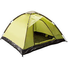 RAPID 4 PERSON DOME TENT CAMPING BEACH FAMILY FESTIVAL HIKING SHELTER CAMP
