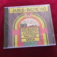 JUKE BOX 60 cd sigillato con MINA Rita Pavone Morandi Vianello RARO!