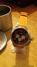 orologio uomo Animoo con datario bracciale acciaio cronolook  a2499 cint aranc