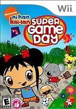 Ni Hao, Kai-Lan: Super Game Day - Nintendo Wii, Good Video Games