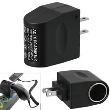 AC Wall Outlet To 12V DC Cigarette Lighter Car Socket Adapter cell phone charger