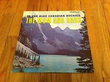 In The Blue Canadian Rockies The Mom And Dads GNPS 2063 Oldtime Music Record LP