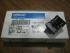 PY08-02 RELAY  SOCKETS – (Omron Corporation), 7A 250 VAC  - Lot of 220 pcs.