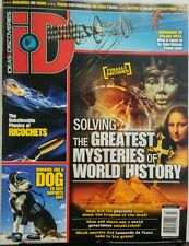 Ideas & Discoveries March 2017 Greatest Mysteries World History FREE SHIPPING sb