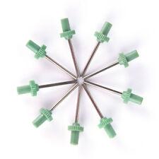 20pcs Inflating Needle Pin Nozzle Football Basketball Soccer Ball air Pump 9C