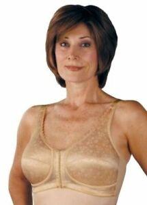 Classique Post Mastectomy Front & Back Closure Bra 732