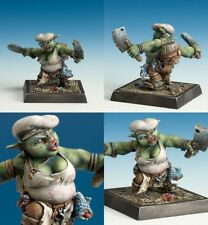 FREEBOOTER DESTINO - Momma cebada - Goblin PIRATI FREEBOOTER Miniatures gob011