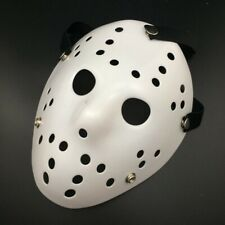 Halloween Horror Hockey Mask Jason Voorhees Cosplay Full Mask Costume Friday