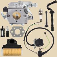 Carburetor Ignition Coil Fuel Line Kit for Stihl 021 023 025 MS210 MS230 MS250