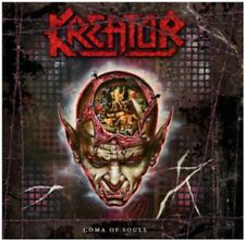 Kreator - Coma of Souls - New Triple Red Vinyl LP - Pre Order - 23rd Feb