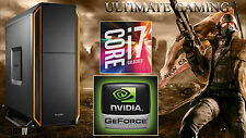 ♕High End Gamer PC Intel Core i7 7700K 4 x 4,20GHz GTX 1060 16GB 250GB SSD 2TB.♕