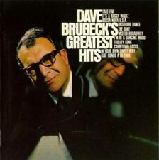 DAVE BRUBECK greatest hits (CD, compilation) best of, jazz, very good condition