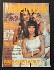 2000 July MADEMOISELLE Magazine VG+ 4.5 TLC Lisa Left Eye Lopez