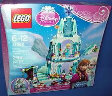 LEGO 41062 Disney Princess Frozen ELSA'S SPARKLING ICE CASTLE NISB  new