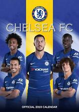 Official 2019 A3 Wall Calendar - Chelsea Football Club FC