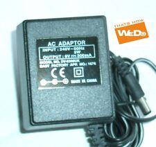 AC adadptor DV-6300UK 6V 300mA enchufe de Reino Unido