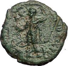 SEPTIMIUS SEVERUS 193AD Nicopolis ad Istrum Authentic Ancient Roman Coin i57292