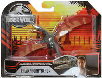 Jurassic World ~ ATTACK PACK RHAMPHORHYNCHUS ACTION FIGURE ~ Mattel