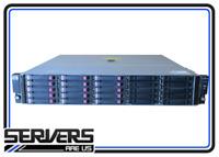 HP StorageWorks  AJ941A D2700 25-Bay 2U 2.5-inch SAS Disk Enclosure