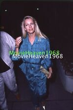 CHERYL LADD VINTAGE 35mm SLIDE TRANSPARENCY negative 10555 photo