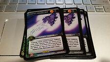 PANINI DRAGONBALL Z VEGETA'S GALICK GUN x20 P9 FOIL PROMO CARDS