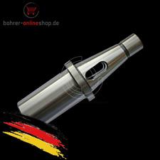 SK40 (ISO40) adapterhuls voor MK4 morse conus opnameschacht