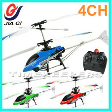 Jia Qi 8008 Flight Club RC Radio Remote Control 4 Channel Gyro IR Helicopter