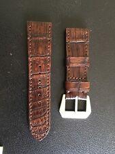 Panerai Vintage Cinturino In Cocco