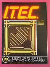 I.T.E.C 1980's Electronics & Computer Technology Magazine - Part 39