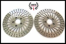 "11.5"" HARLEY FRONT & REAR BRAKE DISC ROTOR Sportster  XL883 XL1200"