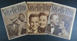 n°29 riviste NOVELLE FILM 1953 settimanale di racconti cinematografici 32 pagine