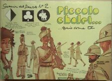PRATT Sscorpioni del deserto n°2 Piccolo Chalet ..1976 Milano Libri edizioni