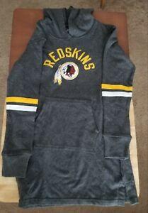 Washington Redskins Girls Hooded Sweatshirt