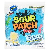 Sour Patch Kids Freeze Chewy Soft Sweets USA American Candy Import 204g bag