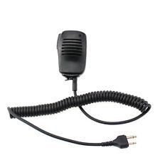 Mini Microfono de altavoz Microfono PTT para Icom Radio bidireccional IC-F3 S G2