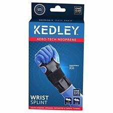 Kedley High-quality Prime Neoprene Wrist Support With Metal Splint - Brace