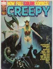 Creepy #57    Macabre Cover