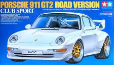 Porsche 911 GT2 Road Version Club Sport  1:24 Model Kit Bausatz TAMIYA 24247
